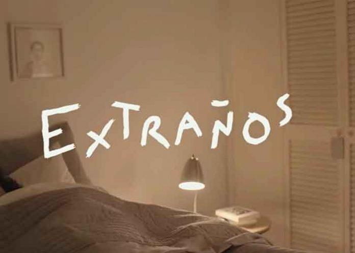 musica, extranos, video, esteman, rozalen, youtube,