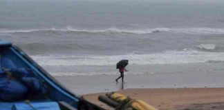 india, evacuacion, ciclon yaas, meteorologia,