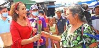 nicaragua, madres, celebracion, feria, mercados,