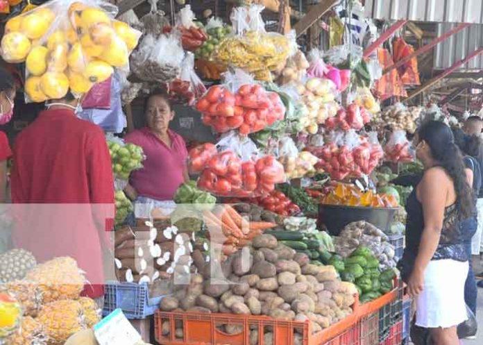 nicaragua, ocotal, mercado, ofertas,