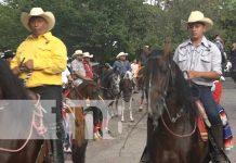 nicaragua, leon, los zarzales, fiestas patronales, leon,
