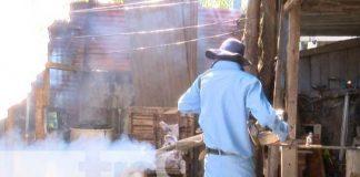 nicaragua, managua, salud, fumigacion, zancudos,