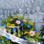 nicaragua, sandino, homenaje, plaza de la revolucion, managua,