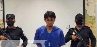 nicaragua, jalapa, homicidio, captura, policia,