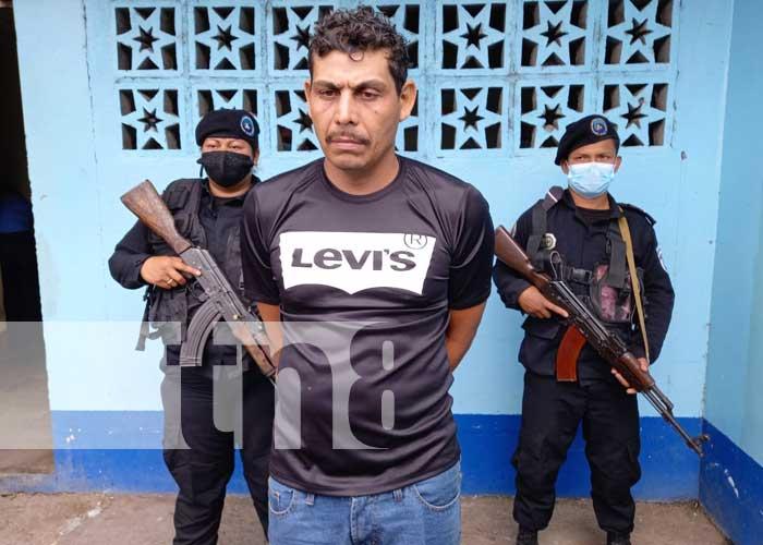 nicaragua, policia, jinotega, homicidio,