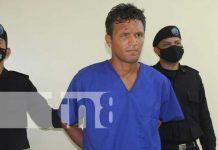 nicaragua, laguna de perlas, homicidio, policia, captura,