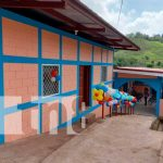 Nicaragua, Jinotega, casa materna, puesto de salud, rehabilitación,