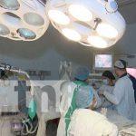 nicaragua, jornada, cirugias, quirurgicas, hospital manolo morales,