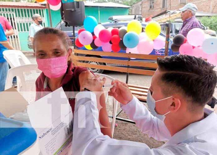 nicaragua, matagalpa, jornada de vacunación, minsa,