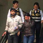 Perú, lima, padre y madrastra, quemar las manos, hijo,
