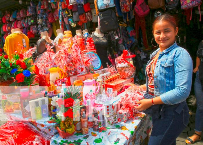 mercado, mayoreo, managua, comerciantes, día de las madres,