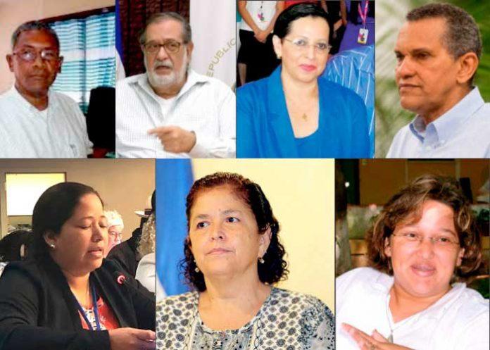 nicaragua, magistrados, eleccion, asamblea, consejo supremo electoral,