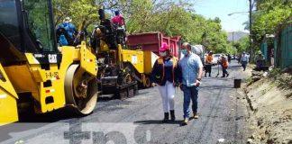 nicaragua, calles, managua, reparacion, alcaldia,