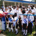 nicaragua, managua, centro educativo, colegio, barrio rodeito,