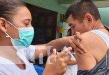 nicaragua, salud, influenza, vacuna, masaya,