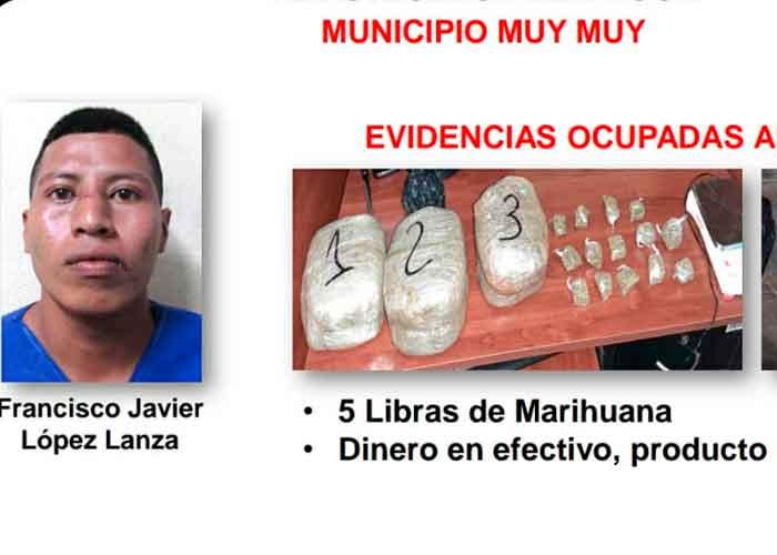Nicaragua, Matagalpa, policía, delincuentes,