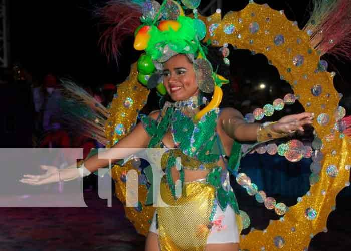 Mayo Ya, Diosa Mayaya, Bluefields, carnaval, Nicaragua, INTUR,