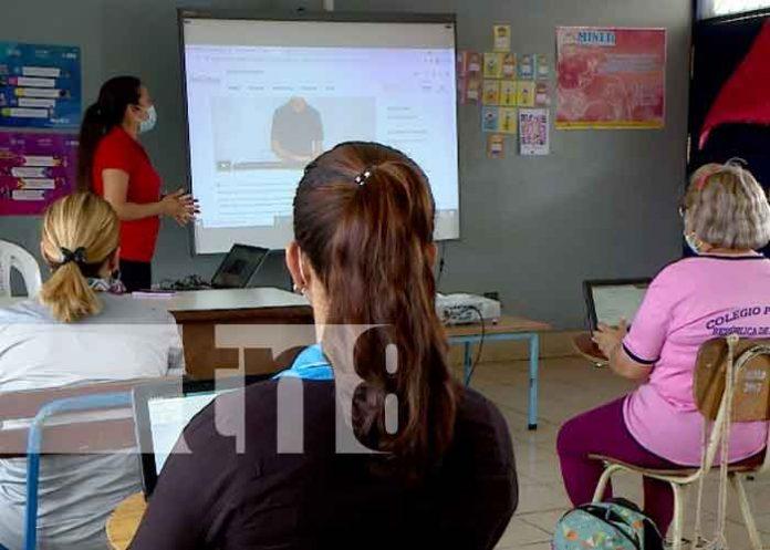 nicaragua, educacion, flipped classroom,