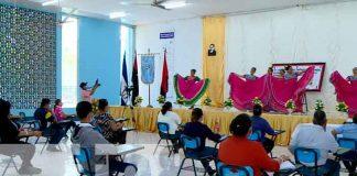 Nicaragua, Managua, Mined, formación de docentes,