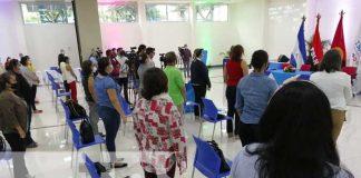 nicaragua, mujeres, educacion, protagonismo,