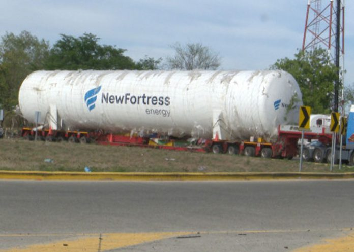 nicaragua, tanque, gas, new fortress, energia,