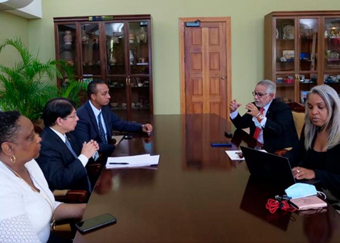 nicaragua, presidente, aec, secretario,
