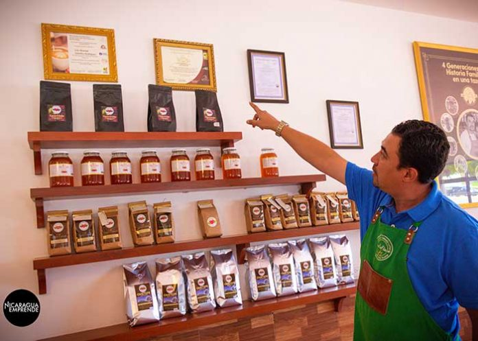 nicaragua, de la finca cafe, cafe,