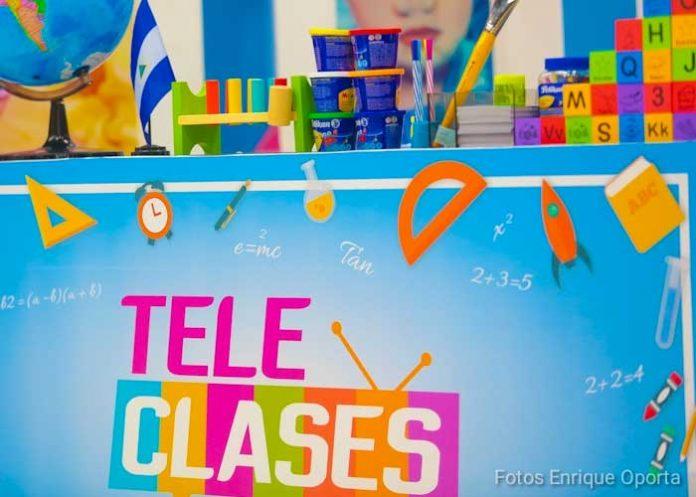 nicaragua, teleclases, educacion, reforzamiento escolar,
