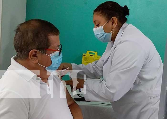 nicaragua, vacuna, salud, covid 19, rural,