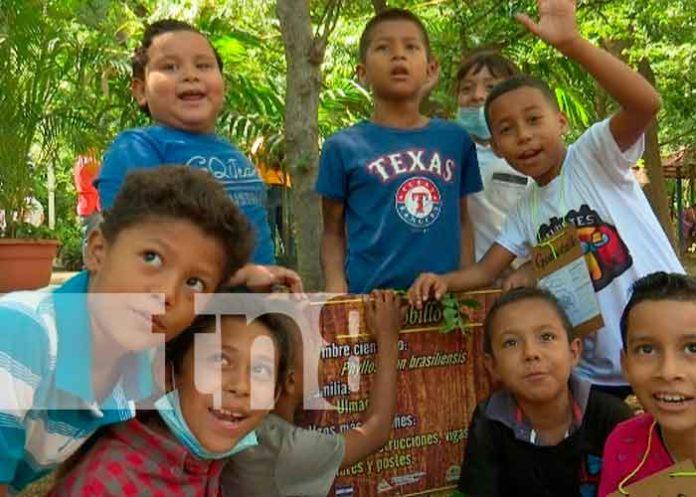 nicaragua, ninez, naturaleza, inafor,