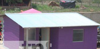 nicaragua, Ocotal primer vivienda, interés social, familia,