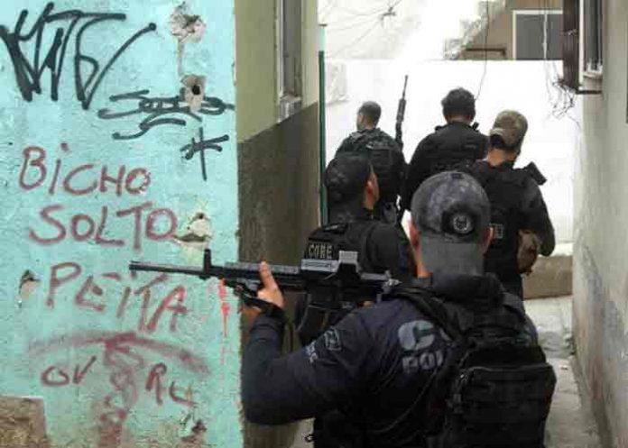 brasil, investigacion, operativo policial, asesinato,