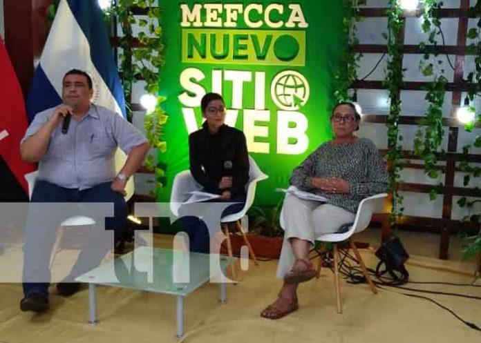nicaragua, mefcca, plataforma,