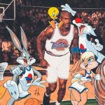 Michael Jordan, Looney Tunes, cine, basquetbolista