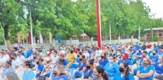 nicaragua, sistema penitenciario, trabajadores, celebracion,