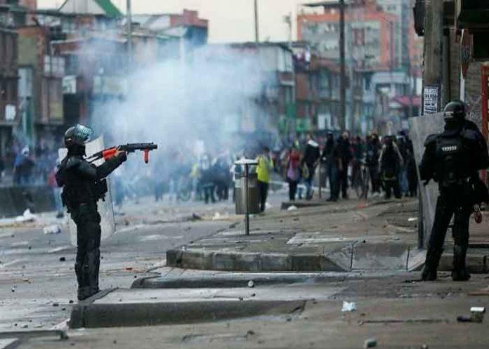 colombia, popayan, disturbios, represion, protestas, manifestaciones, ivan duque,