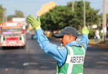 nicaragua, accidente vial, fallecido, policia, reporte,