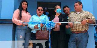 policia nacional, jalapa, estacion policial, nicaragua,