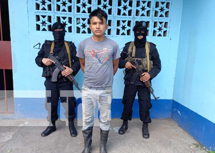 nicaragua, homicidio, jinotega, machetazos, policia,