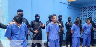 nicaragua, masaya, policia, detencion, captura,