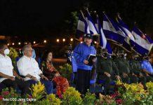 nicaragua, presidente, daniel ortega, discurso, paz, pobreza,