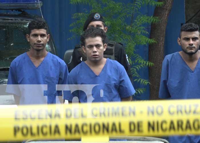 nicaragua, leon, delincuencia, captura,