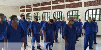 nicaragua, presos, salud, mentalidad, actividades,