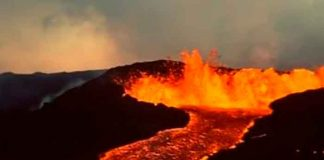 mundo, volcan, nyiragongo, evacuacion, video, goma,