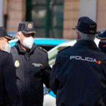 españa, trata de personas, arresto, guardia civil,