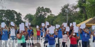 nicaragua, granada, presos, libertad, madres,