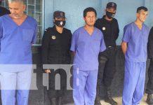 nicaragua, rio san juan, policia, delincuencia,