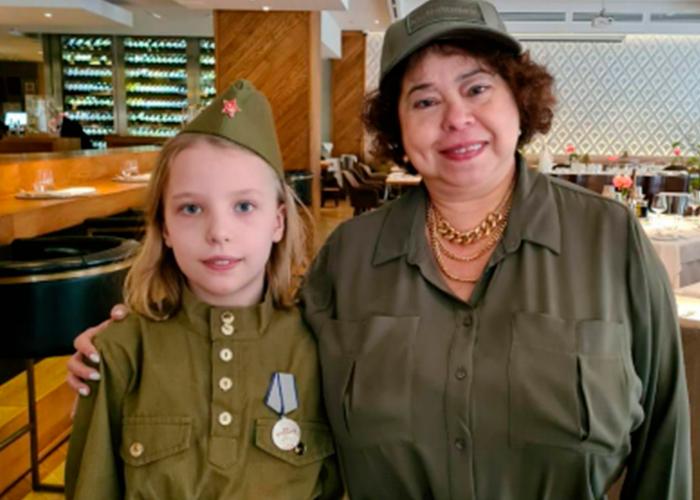 nicaragua, rusia, dia de la victoria,