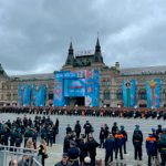 nicaragua. rusia, celebraciones. dia de la victoria