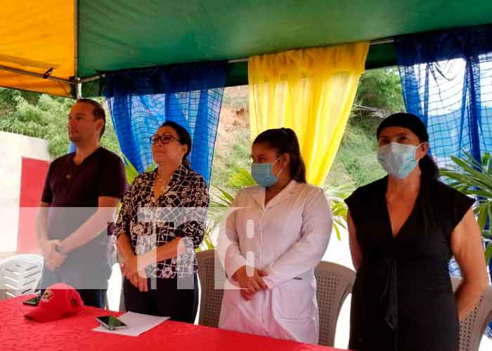 nicaragua, ocotal sala de ginecología, minsa,